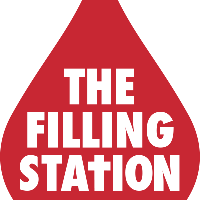 filling station logo