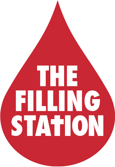 filling station logo