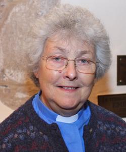 Rev'd Christine Marshall