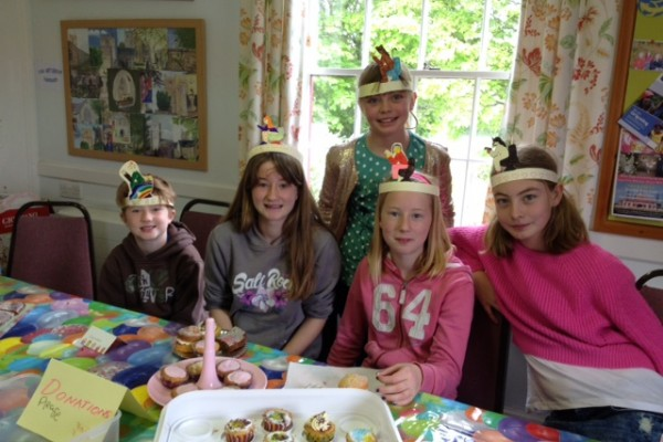 Junior Church raise funds for Toilet Twinning