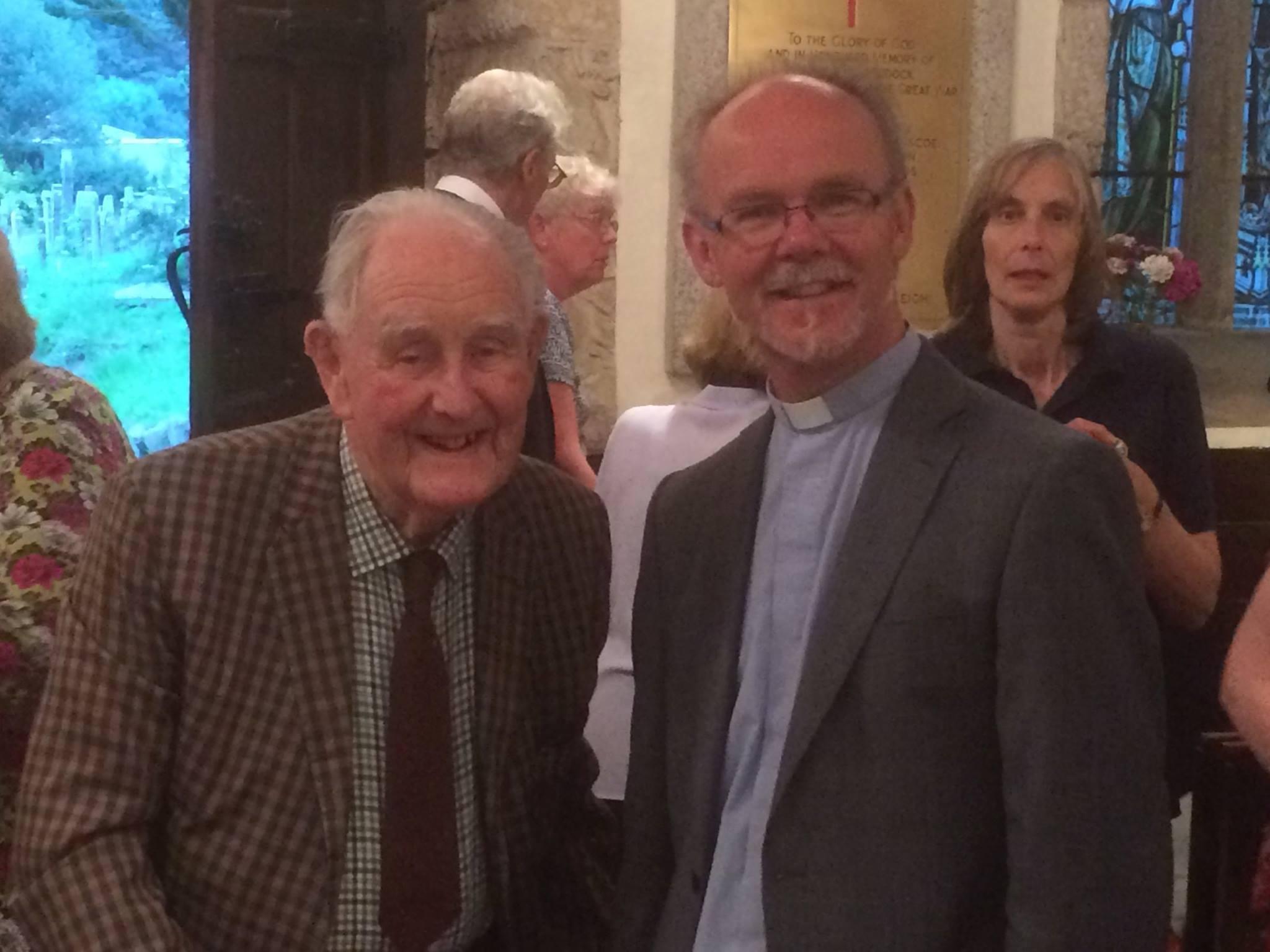 Geoff & Alan Muirhead